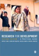 Harper, Caroline; Jones, Nicola; Marcus, Rachel; Laws, Sophie - Research for Development - 9781446252376 - V9781446252376