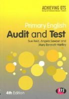 Reid, Sue; Sawyer, Angela; Hartley-Bennett, Mary - Primary English Audit and Test - 9781446282755 - V9781446282755