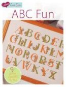 Various contributors - I Love Cross Stitch ABC Fun: 9 Picture Alphabets for Kids - 9781446303382 - V9781446303382