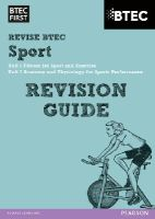 NA - BTEC First in Sport Revision Guide - 9781446906705 - V9781446906705