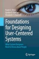 Ritter, Frank E., Baxter, Gordon D, Churchill, Elizabeth F. - Foundations for Designing User-Centered Systems: What System Designers Need to Know about People - 9781447151333 - V9781447151333