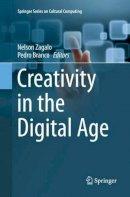 . Ed(s): Zagalo, Nelson; Branco, Pedro - Creativity in the Digital Age - 9781447172475 - V9781447172475