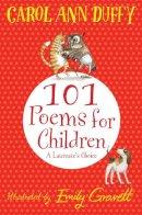 Duffy, Carol Ann - Favourite Poems for Children - 9781447220268 - V9781447220268