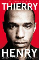 Auclair, Philippe - Thierry Henry - 9781447236832 - V9781447236832