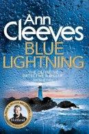 Cleeves, Ann - Blue Lightning (Shetland) - 9781447274476 - V9781447274476