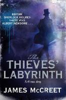 McCreet, James - The Thieves' Labyrinth - 9781447278511 - KEC0000713