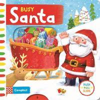 Jatkowska, Ag - Busy Santa (Busy Books) - 9781447285465 - V9781447285465