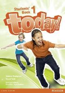 Todd, David, Thompson, Tamzin, Abbs, Brian, Freebairn, Ingrid - Today! 1 Students' Book - 9781447901068 - V9781447901068