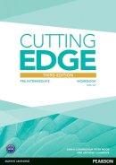 Cosgrove, Anthony - Cutting Edge Pre-Intermediate Workbook with Key - 9781447906636 - V9781447906636