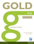 Annabell, Clementine - Gold First New Edition Teacher's Book - 9781447907183 - V9781447907183
