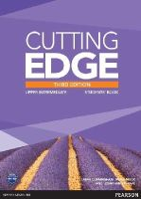 Moor, Peter; Bygrave, Jonathan; Cunningham, Sarah - Cutting Edge Upper Intermediate Students' Book and DVD Pack - 9781447936985 - V9781447936985