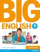 Herrera, Mario, Sol Cruz, Christopher - Big English 1 Activity Book - 9781447950523 - V9781447950523