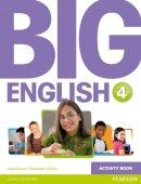 Herrera, Mario, Sol Cruz, Christopher - Big English Activity Book: 4 - 9781447950790 - V9781447950790