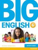 Herrera, Mario, Sol Cruz, Christopher - Big English 6 Activity Book - 9781447950967 - V9781447950967