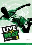 Fricker, Rod - Live Beat 3 Workbook (Upbeat) - 9781447952886 - V9781447952886
