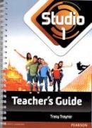 Traynor, Tracy - Studio 1 Teacher Guide - 9781447960256 - V9781447960256