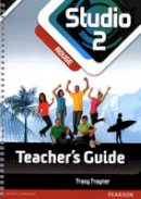 Traynor, Tracy - Studio 2 Rouge Teacher Guide - 9781447960263 - V9781447960263