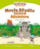 Morgan, Hawys - Penguin Kids 4 Movie Studio Island Adventure Reader (Penguin Kids (Graded Readers)) - 9781447971382 - V9781447971382