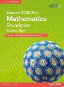 - Edexcel GCSE (9-1) Mathematics: Student Book Foundation (Edexcel GCSE Maths 2015) - 9781447980193 - V9781447980193