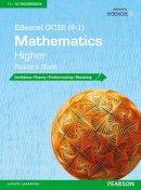 - Edexcel GCSE (9-1) Mathematics: Student Book Higher (Edexcel GCSE Maths 2015) - 9781447980209 - V9781447980209