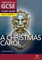 English, Lucy, Scicluna, John - A Christmas Carol: York Notes for GCSE 2015 - 9781447982128 - V9781447982128