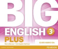 Herrera, Mario, Sol Cruz, Christopher - Big English Plus 3 Class CD - 9781447989165 - V9781447989165