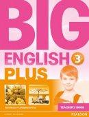HERRERA; SOL CRUZ - Big English Plus 3 Teacher's Book: Big English Plus 3 Teacher's Book 3 - 9781447989196 - V9781447989196