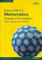Not Available (NA) - Edexcel GCSE (9-1) Mathematics - Access to Foundation Workbook: Statistics & Geometry Pack of 8 - 9781447999805 - V9781447999805
