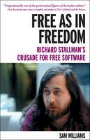 Williams, Sam - Free as in Freedom - 9781449324643 - V9781449324643