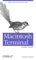 Barrett, Daniel J. - Macintosh Terminal Pocket Guide - 9781449328344 - V9781449328344