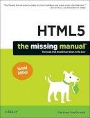 MacDonald, Matthew - HTML5: The Missing Manual - 9781449363260 - V9781449363260