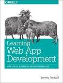 Purewal, Semmy - Learning Web App Development - 9781449370190 - V9781449370190