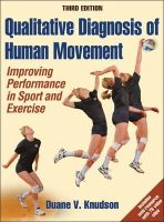 Knudson, Duane V. - Qualitative Diagnosis of Human Movement - 9781450421034 - V9781450421034