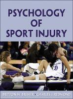 Brewer, Britton, Redmond, Charles - Psychology of Sport Injury - 9781450424462 - V9781450424462