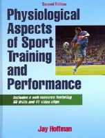 Hoffman, Jay - Physiological Aspects of Sport training and Performance With Web Resource-2nd Edition - 9781450442244 - V9781450442244