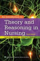 Johnson, Betty M - Introduction to Theory and Reasoning in Nursing - 9781451190359 - V9781451190359