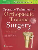 Paul Tornetta - Operative Techniques in Orthopaedic Trauma Surgery - 9781451193299 - V9781451193299