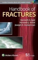 Kenneth A. Egol - Handbook of Fractures - 9781451193626 - V9781451193626