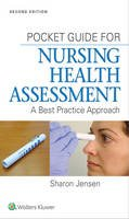 Jensen MN  RN, Sharon - Pocket Guide for Nursing Health Assessment: A Best Practice Approach - 9781451193695 - V9781451193695