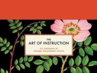 Chronicle Books - The Art of Instruction: Postcards: 100 Postcards of Vintage Educational Charts - 9781452105956 - V9781452105956