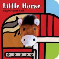 ImageBooks - Little Horse: Finger Puppet Book - 9781452112497 - V9781452112497
