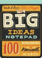MCDEVITT, MARY KATE - BIG IDEAS NOTEPAD - 9781452114149 - V9781452114149