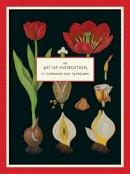Chronicle Books - The Art of Instruction Notecard Set: 16 Notecards and Envelopes - 9781452125558 - V9781452125558