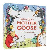 Sylvia Long - Sylvia Long's Mother Goose: Four Classic Board Books - 9781452138183 - V9781452138183