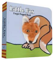 ImageBooks - Little Fox: Finger Puppet Book (Little Finger Puppet Board Books) - 9781452142302 - V9781452142302