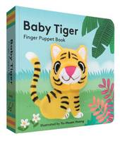 Chronicle Books - Baby Tiger - 9781452142364 - V9781452142364