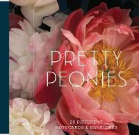 - Pretty Peonies: 20 Different Notecards and Envelopes - 9781452145051 - V9781452145051