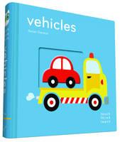 Deneux, Xavier - TouchThinkLearn: Vehicles - 9781452145167 - V9781452145167