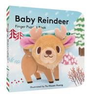 Yu-hsuan Huang - Baby Reindeer: Finger Puppet Book (Little Finger Puppet Board Books) - 9781452146614 - V9781452146614