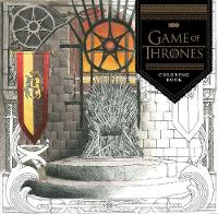 HBO - HBO's Game of Thrones Coloring Book - 9781452154305 - V9781452154305